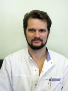 Бояркин Григорий Михайлович. Врач-торакальный хирург
