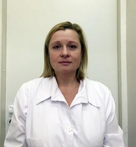 Екатеринчева Ольга Львовна. Врач-фтизиатр, совместитель