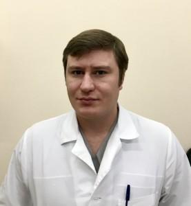 Калтыга Павел Юрьевич. Врач-уролог