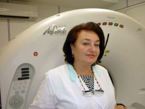 Камбегова Татьяна Константиновна. Заведующая кабинетом-врач-рентгенолог