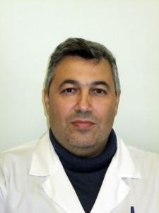 Лапшин Андрей Павлович. Заведующий ФТО и ЛФК, врач высшей категории