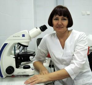 Лапунова Светлана Владимировна. врач-клинической лабораторной диагностики