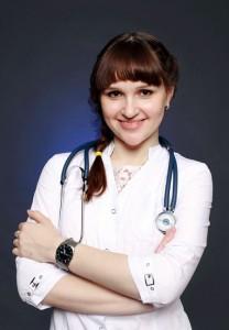 Матинина Мария Сергеевна. Врач-хирург