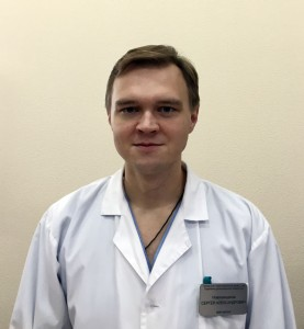 Новокрещенов Сергей Александрович. Врач-уролог