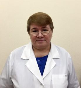 Албегова Любовь Евгеньевна. Заведующий отделением-врач-акушер-гинеколог