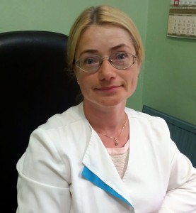 Белова Анна Ивановна. Врач-фтизиатр
