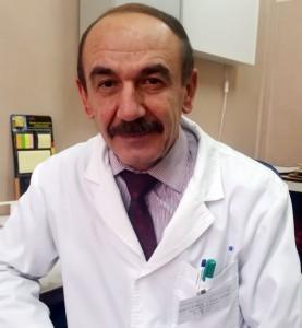 Москалюк Александр Михайлович. Врач-фтизиатр
