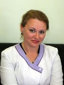 Новикова Марина Юрьевна. Старшая медицинская сестра