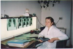 Курт Радмила Владимировна Врач-рентгенолог